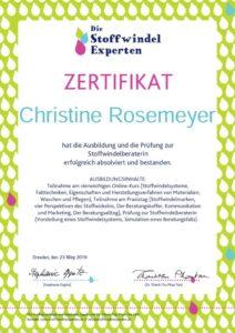 Stoffwindelexperten-Zertifikat