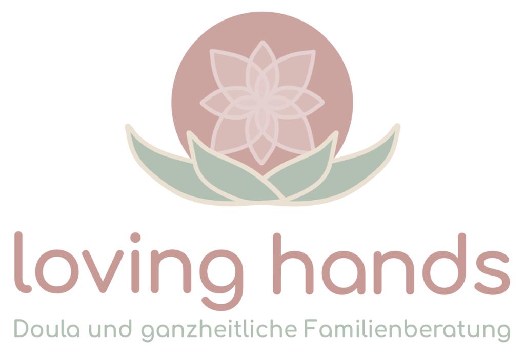 loving hands – Doula und ganzheitliche Familienberatung Logo